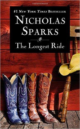 the longest ride novel summary